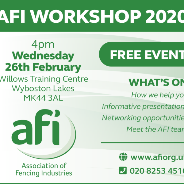 AFI Workshop Wyboston